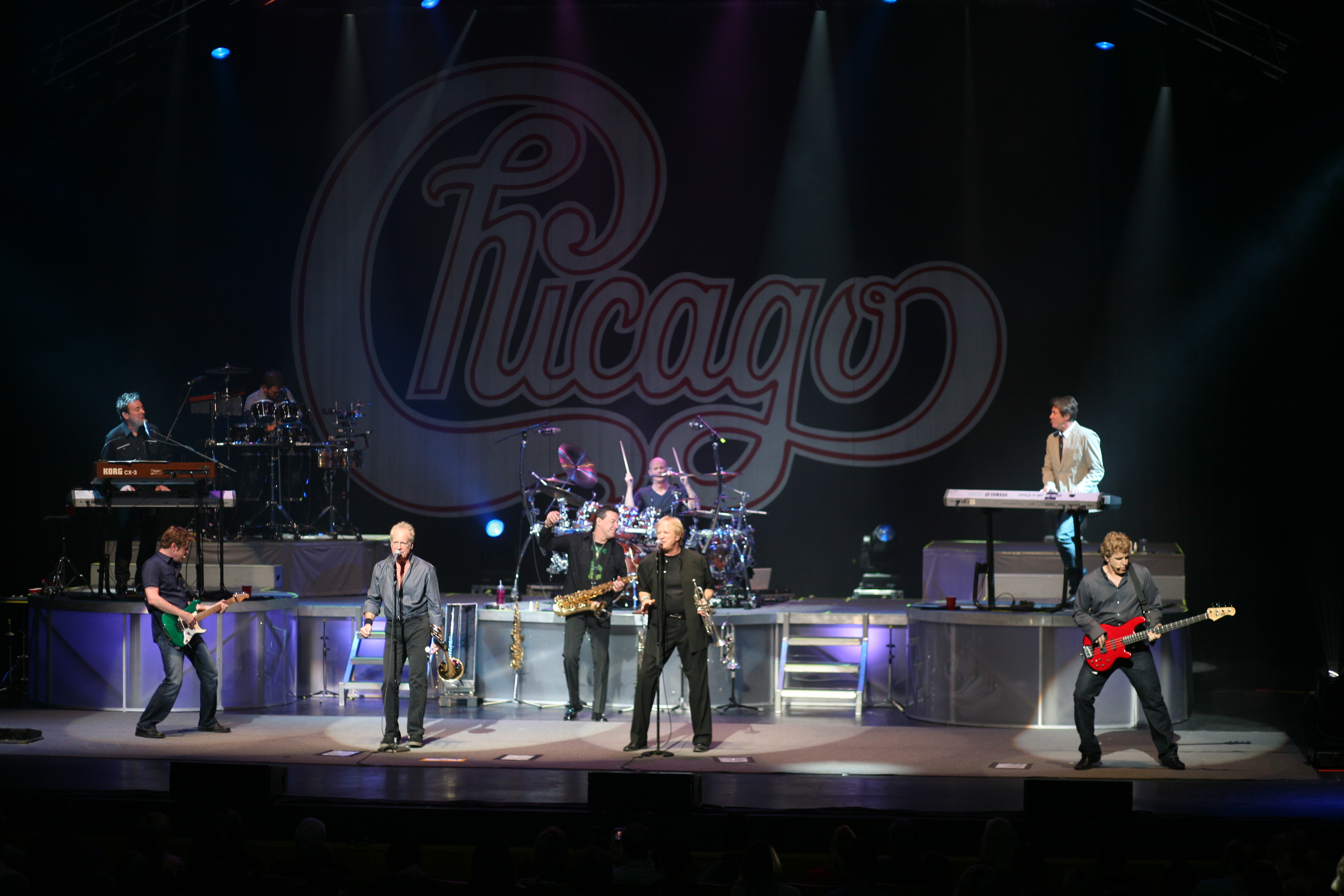 Old days the band chicago returns to ravinia properly for Chicago house music songs