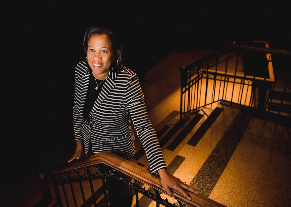 Jennifer Johnson Washington/Photo: Joe Mazza/Brave Lux