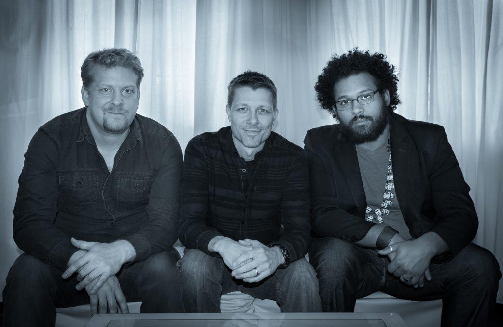 The Trio, 5-13-15