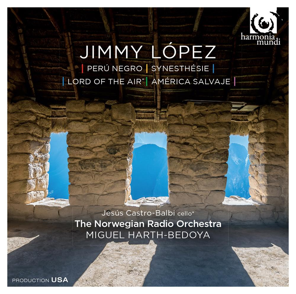 Lopez, Jimmy -- album cover