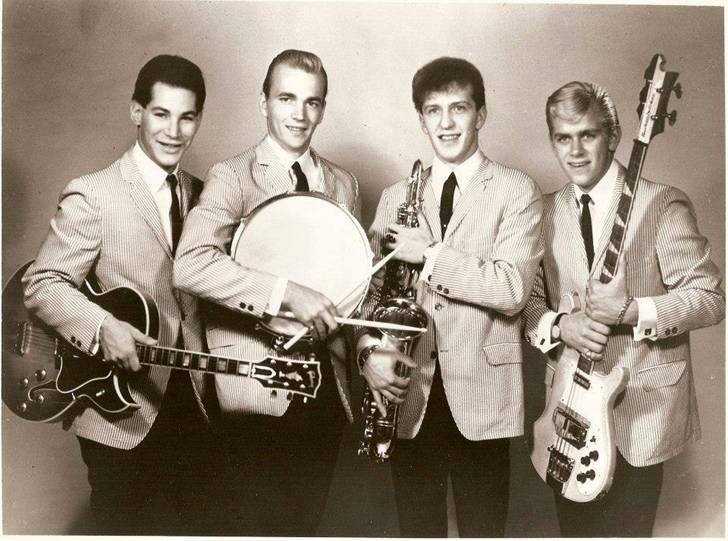 Kal David and the Exceptions, 1964