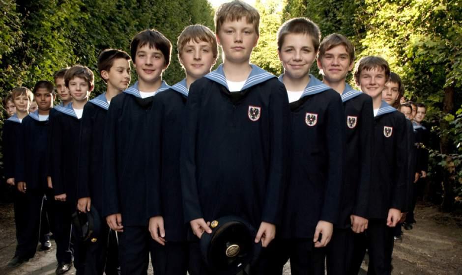Vienna Boys Choir Photo: Lukas Beck