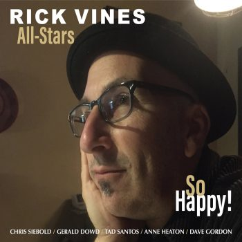 "Mood Enhancer: A Review of Rick Vines' ""So Happy!"""