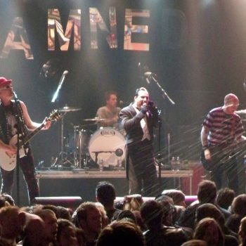 Standing on the Edge of Tomorrow: A Preview of the Damned at House of Blues