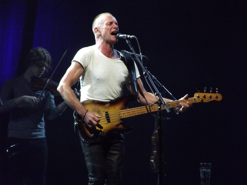 Still Breathtaking: A Preview of Sting at Ravinia Festival