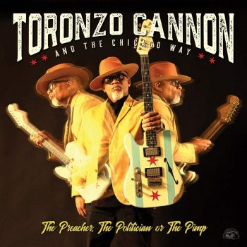 "Blistering Blues: A Review of Toronzo Cannon's ""The Preacher, the Politician or the Pimp"""