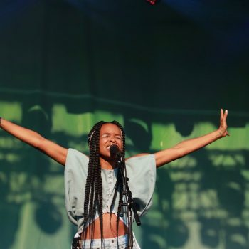 The Artist as Multitude: A Preview of Jamila Woods at The Geraghty