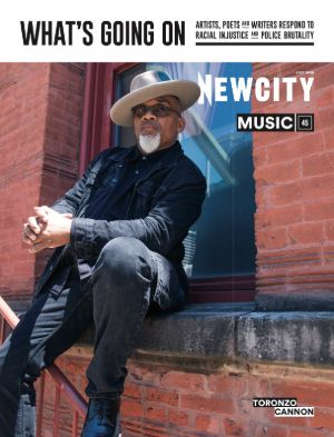 Newcity July 2020 Cover