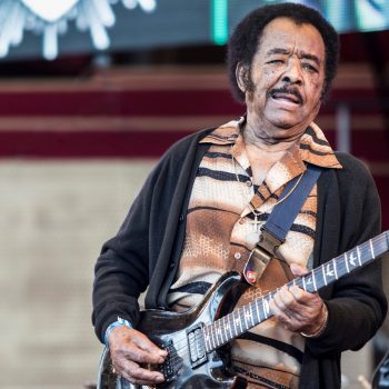 Livestreaming the Blues: Living Legend Jimmy Johnson's Digital Residency