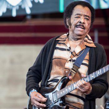 Livestreaming the Blues: Living Legend Jimmy Johnson's Digital Residency