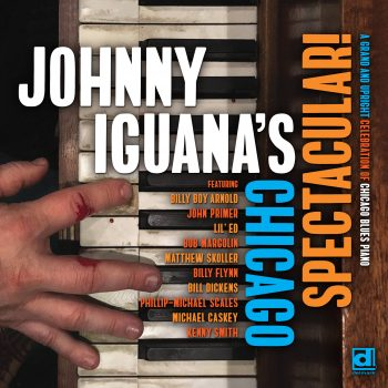 Buoyant Blues: Johnny Iguana's Boogie-Woogie Piano Makes Chicago Spectacular