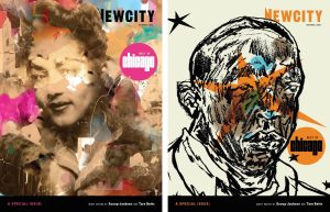 November 2020 Best of Chicago Issue - Two Covers